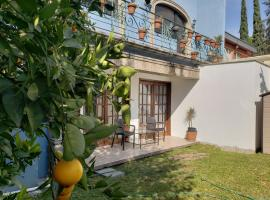 Pepper My Love!, serviced apartment in Mexico City