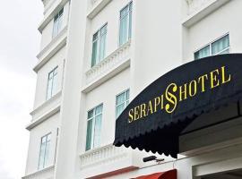 Serapi Hotel, hôtel à Kuching
