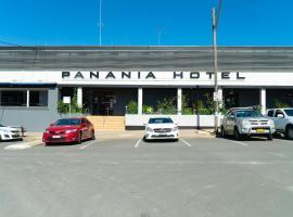 Panania Hotel, hotel in Bankstown