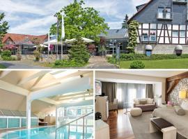 Hotel An der Wasserburg, hotel en Wolfsburg