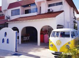 Asmara Blue Retreat, homestay in Kuala Lumpur