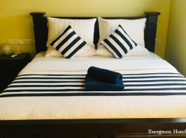 Evergreen Hotel Dambulla, отель в Дамбулле
