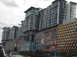 Jazz Suite Vivacity Megamall Kuching, spa hotel in Kuching