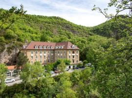 VILLAGE DIGNE LES BAINS, hotel in Digne-les-Bains