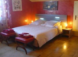 La Sapotine, hôtel à Étrembières près de: Téléphérique du Salève