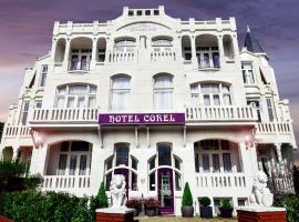 Hotel Corel, hôtel à Scheveningen