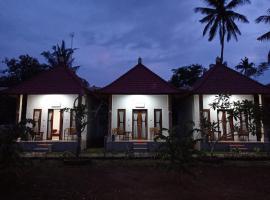 Santhi Guna Bungalow, resort village in Nusa Penida