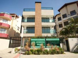 Flat Esmeralda I, apartamento em Florianópolis