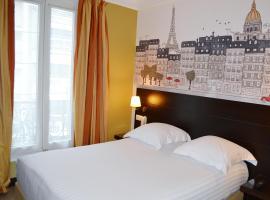 Hôtel de l'Exposition - Tour Eiffel, hotel near Chardon Lagache Metro Station, Paris