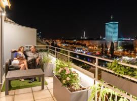 Skyflats Vienna Ring View, pet-friendly hotel in Vienna
