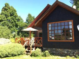 Casona Quilapulli - Lodge, hotel en Panguipulli