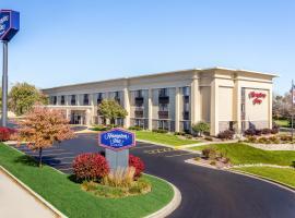 Hampton Inn Milwaukee Airport, hotel in Milwaukee