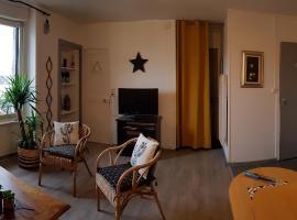 """"""" LA BIENVENUE """", hôtel à Ploemeur près de: Centre Mutualiste de Kerpape"""