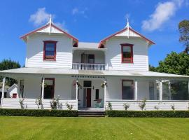Fordell Homestead, hotel in Whanganui
