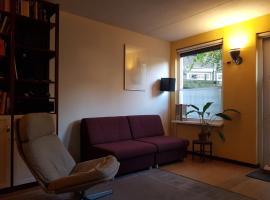 De Hazelaar, apartment in Rotterdam