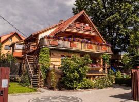 Willa Szarotka – hotel w Rabce