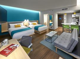 City Suites Cancún Aeropuerto, hotel near Moon Palace, Cancún