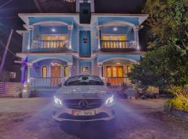 Pinnacle Blue by the beach, homestay in Calangute