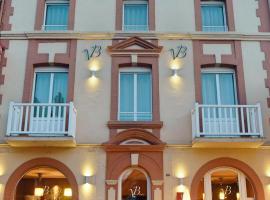 Villa Les Bains, hotel in Houlgate