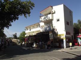 Derya Motel, отель в Сиде
