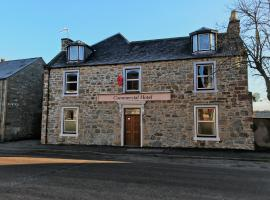 Commercial Hotel Dufftown, hotel near Cardhu Whisky Distillery, Dufftown