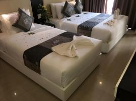 Muine Sports Hotel - Khách sạn Thể Thao Mũi né, khách sạn ở Mũi Né