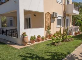 Charalampos, pet-friendly hotel in Plakias