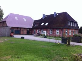 Forsthof, Ferienwohnung in Bergen