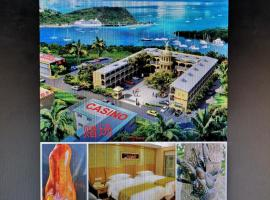 Golden Port Restaurant & Hotel, hotel near Bauerfield International - VLI, Port Vila