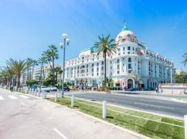 apartment-avenue des Fleurs - Tulipe, hotel near Russian Orthodox Cathedral, Nice