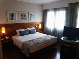 Flat Luxo Moema, serviced apartment in Sao Paulo