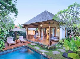 Graha Sandat Villas, hotel in Ubud