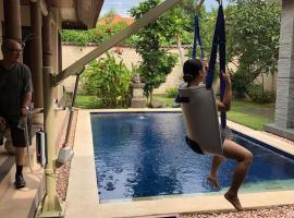 Accessible Penyaringan, accessible hotel in Sanur