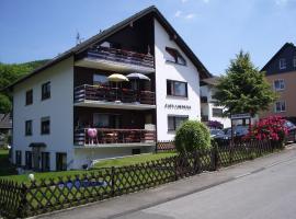 Haus Cornelia, apartment in Einruhr