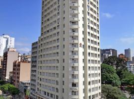 San Raphael Hotel, hotel que aceita pets em São Paulo