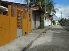 Sampeba, hotel na Ilha de Boipeba