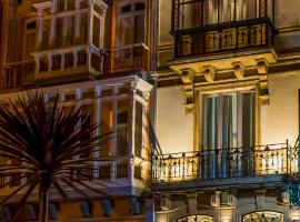 Hotel Boutique Loriente, hotel in Ribadeo