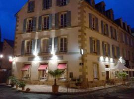 Le CM, hôtel à La Bourboule