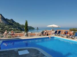 Panorama Hotel, pet-friendly hotel in Agios Gordios