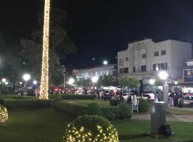 Hotel Vila Real Rex, hotel perto de Cristo Redentor de Poços de Caldas, Poços de Caldas