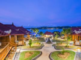 Kastilla Sunset, hotel in Nusa Lembongan
