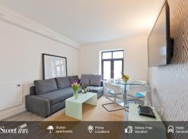 Sweet Inn - Claredon Hall, apartment in Dublin