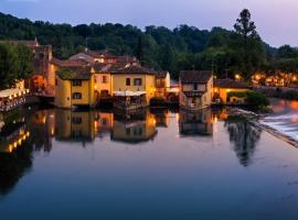 Le Finestre Su Borghetto, homestay in Valeggio sul Mincio