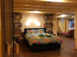 Guesthouse met Sauna en gratis Parkeren, hotel near Plaswijckpark, Rotterdam