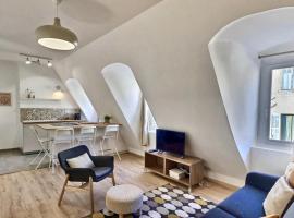 Les appartements d'Edmond Saint Suffren, hotel in Marseille