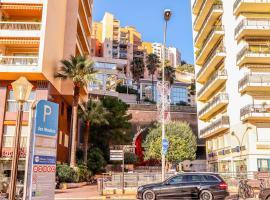The Princess Monac'home, hotel near Oceanographic Museum of Monaco, Monte Carlo