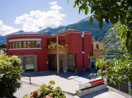 Hotel Ristorante il gusto di Valtellina, hotel in Bema