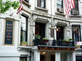 Soldiers', Sailors', Marines', Coast Guard and Airmens' Club Inn, bed and breakfast en Nueva York