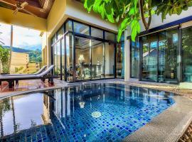 1- bedroom Luxury Bali style Villa in Naiharn, villa in Rawai Beach