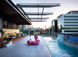 Ovolo The Valley Brisbane, hotel in Brisbane